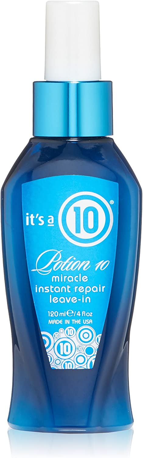 It's a 10 Haircare Potion Miracle Instant Repair Leave-In, 4 fl. oz.