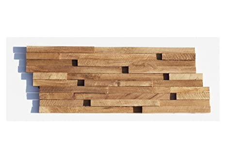 Ho di pannelli in legno su rete teak legno d verblender