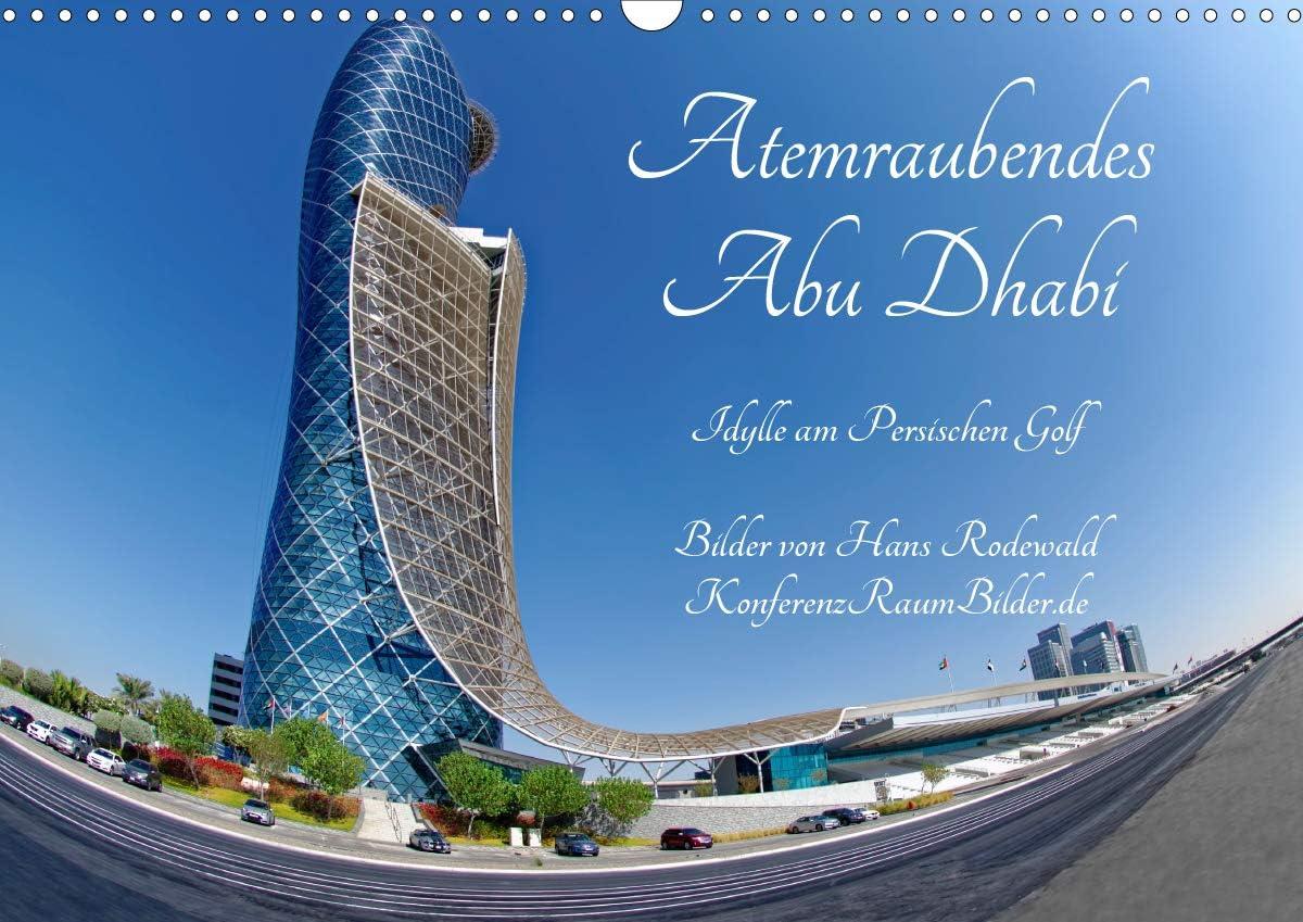 Amazon Com Atemraubendes Abu Dhabi Idylle Am Persischen Golf Wandkalender 2021 Din A3 Quer Office Products