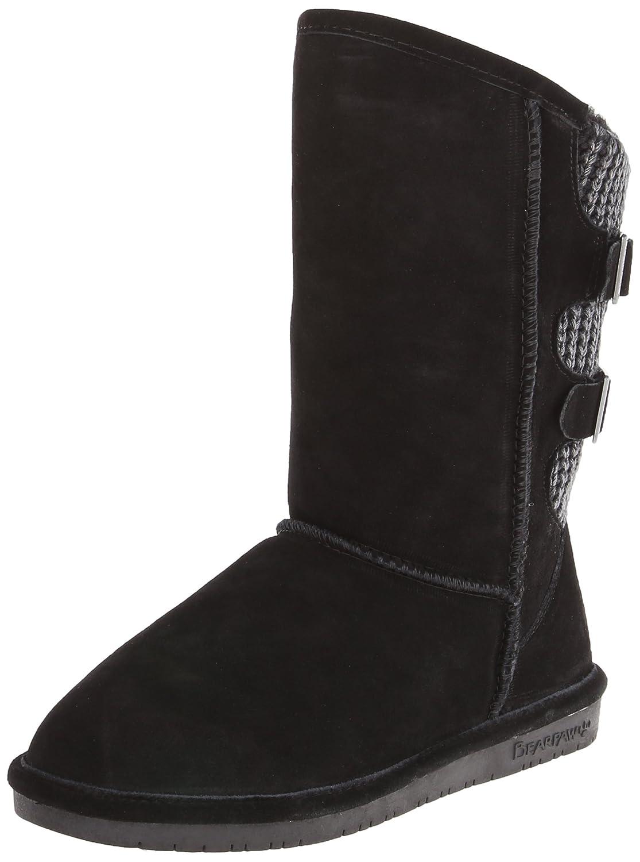 BEARPAW Women's Boshie Winter Boot B00J98QXVO 10 B(M) US|Black Ii