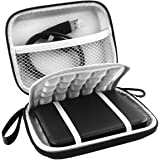 Lacdo Hard Drive Carrying Case for Western Digital WD My Passport Ultra WD Elements SE WD Gaming Portable External Hard Drive