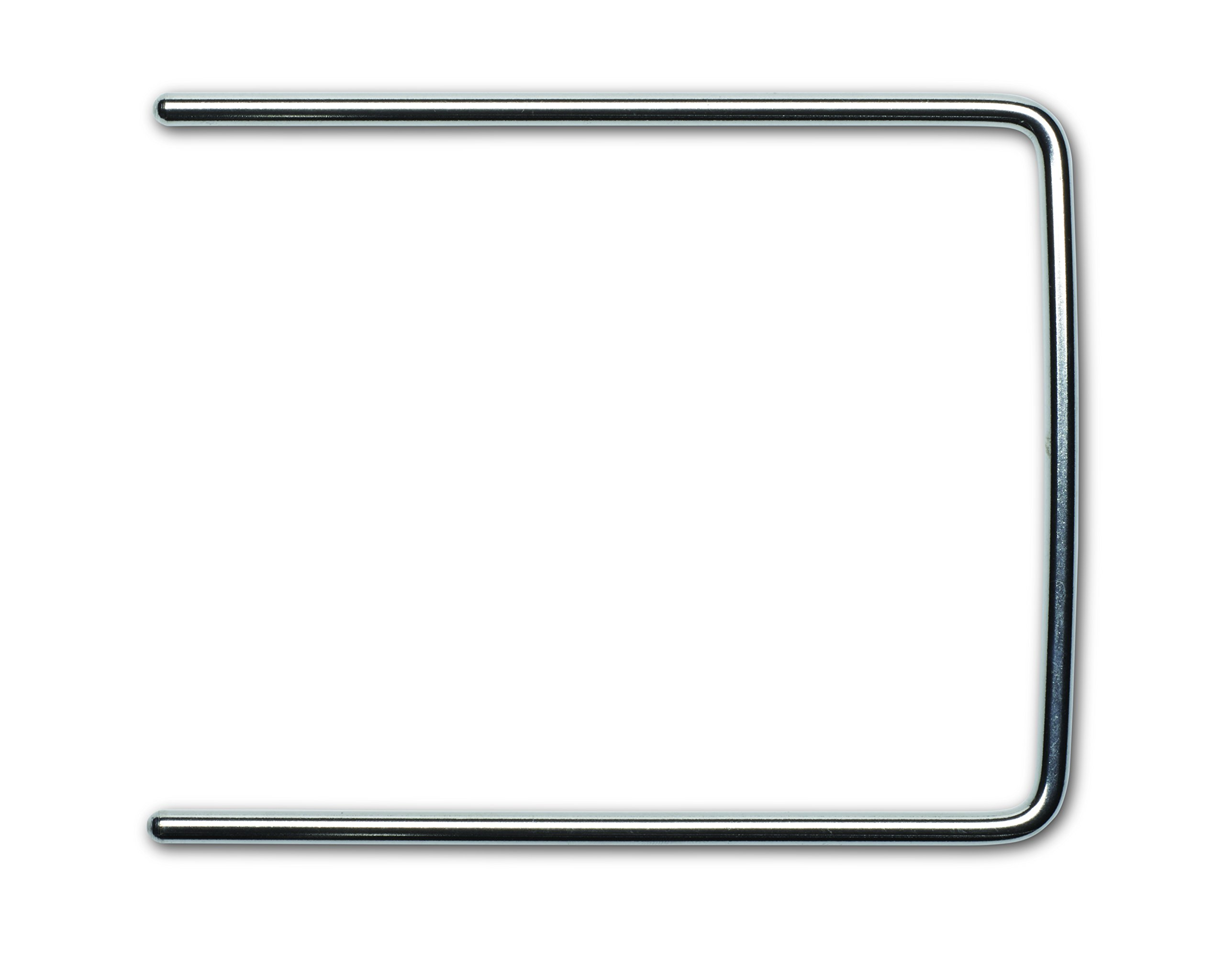 Key Surgical IS-55506 Instrument Stringer, U-Shaped, Stainless Steel, 6'' x 5.5''