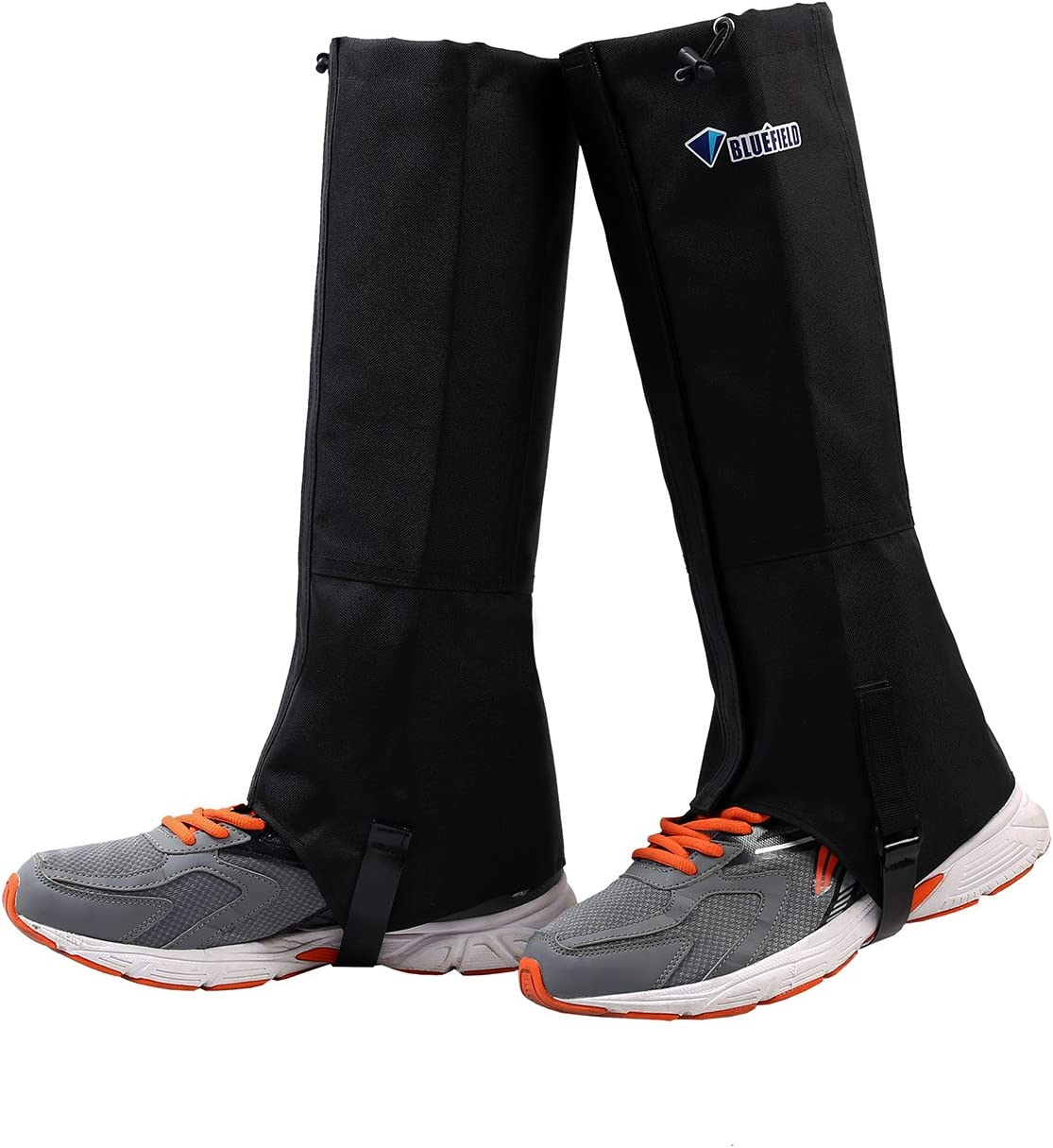 Hunting Research YUEVO SPORTS Waterproof Snow Gaiters Leg Gaiters for Outdoor Hiking Grass trimming Fishing
