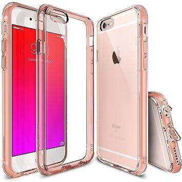 coque iphone 6 plus apple rose