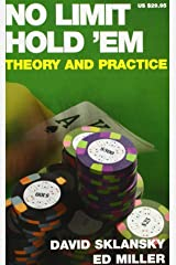 No Limit Hold 'em: Theory and Practice Paperback