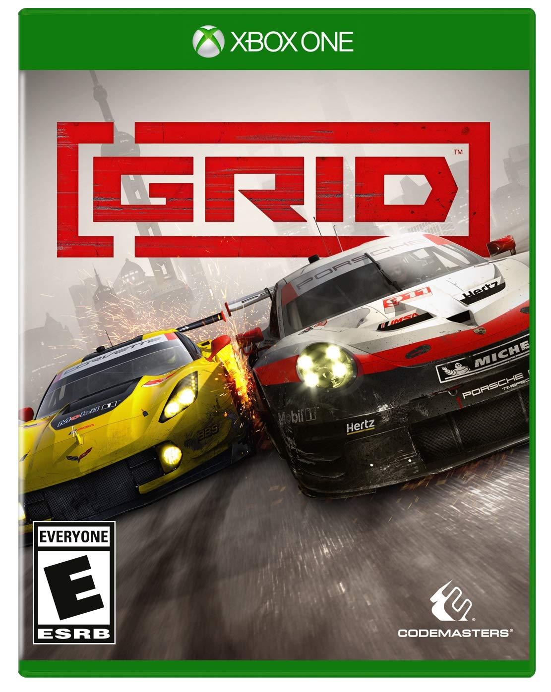Amazon Com Grid Xbox One Video Games