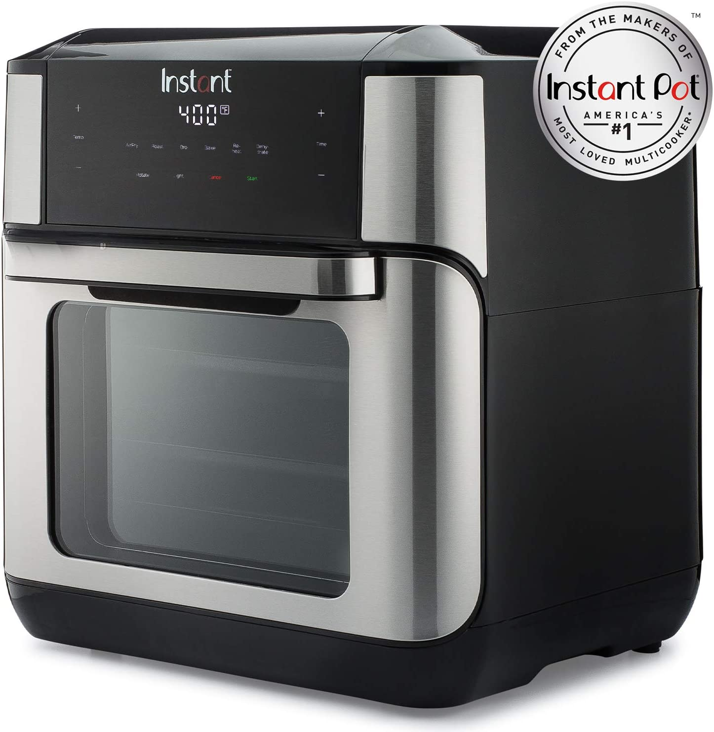 Instant Vortex Plus Air Fryer Oven - View from side