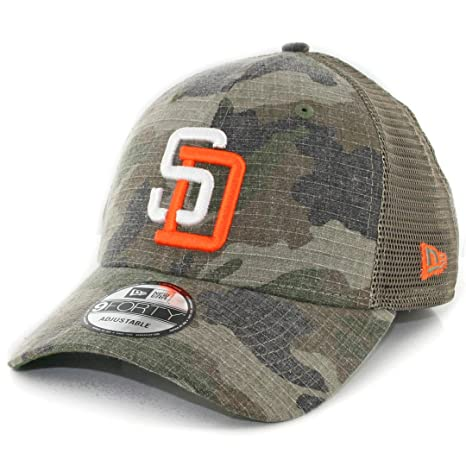 best service d24f5 300c6 ... where to buy new era 940 san diego padres quottrucker duelquot snapback  hat 63c60 8f39f