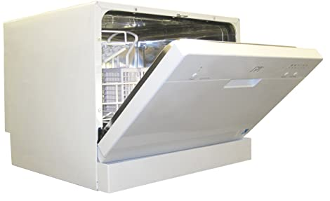 SPT Full Console Countertop Dishwasher