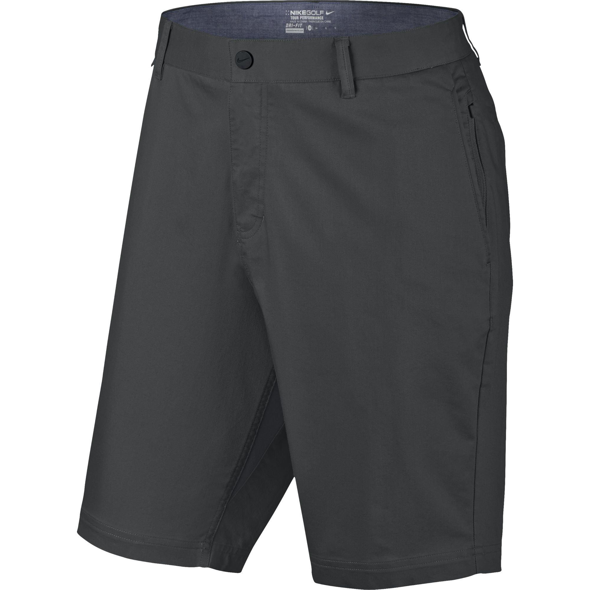 Men's Nike Modern Fit Washed Golf Short-725710-060-36'' W