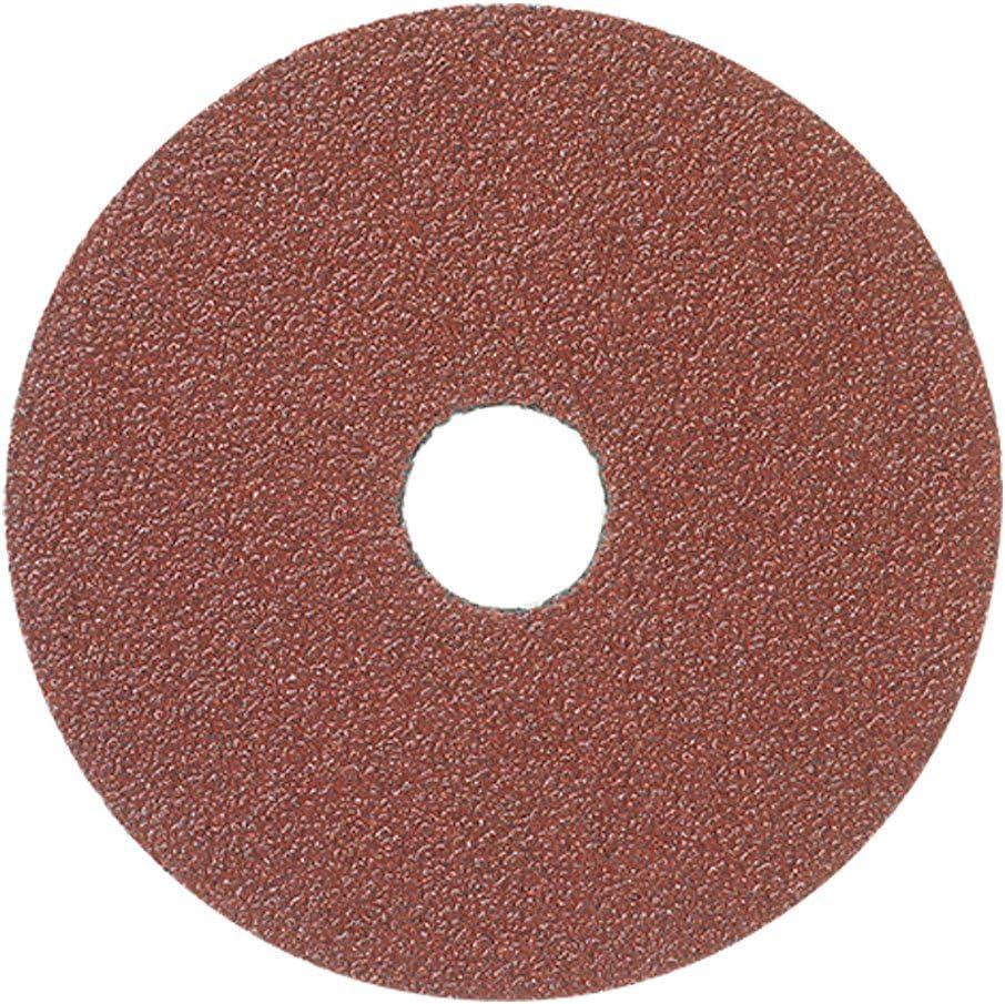 "Mercer Industries 301036 36 Grit Aluminum Oxide Resin Fiber Discs (25 Pack), 4-1/2 x 7/8"" 71AEib3VV2L"