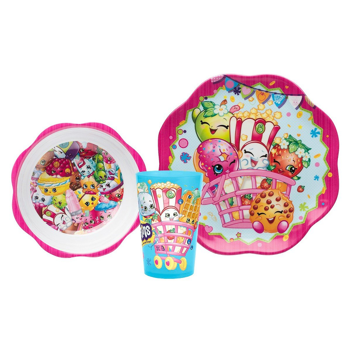 Shopkins Mealtime Set   B01E866474