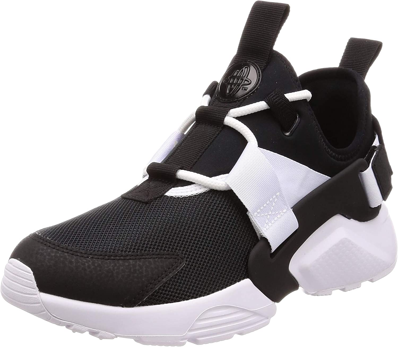 Espere gatito Teseo  Amazon.com | Nike W Air Huarache City Low [AH6804-002] Women Casual Shoes  Black/White/US 6.5 | Fashion Sneakers