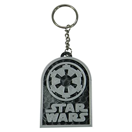 Tesseract Star Wars Logo Keychain Silver Colour  Amazon.in  Toys   Games 7efdb1fb6
