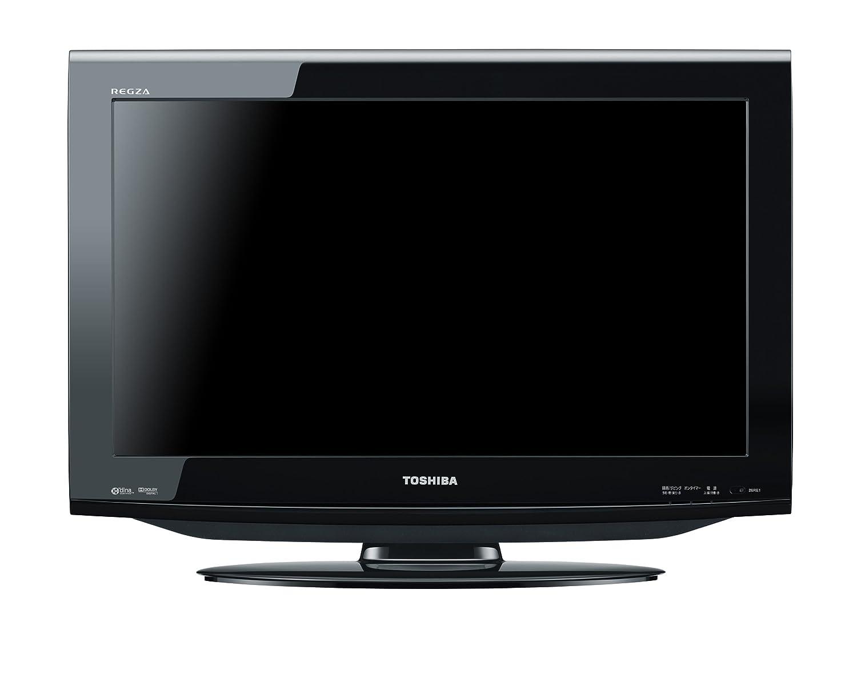 東芝 26V型 液晶 テレビ 26RE1 ハイビジョン   2010年モデル B003IXR29S ブラック
