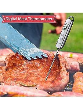 Amazon.com: Termómetros de carne Habor Super Fast ...