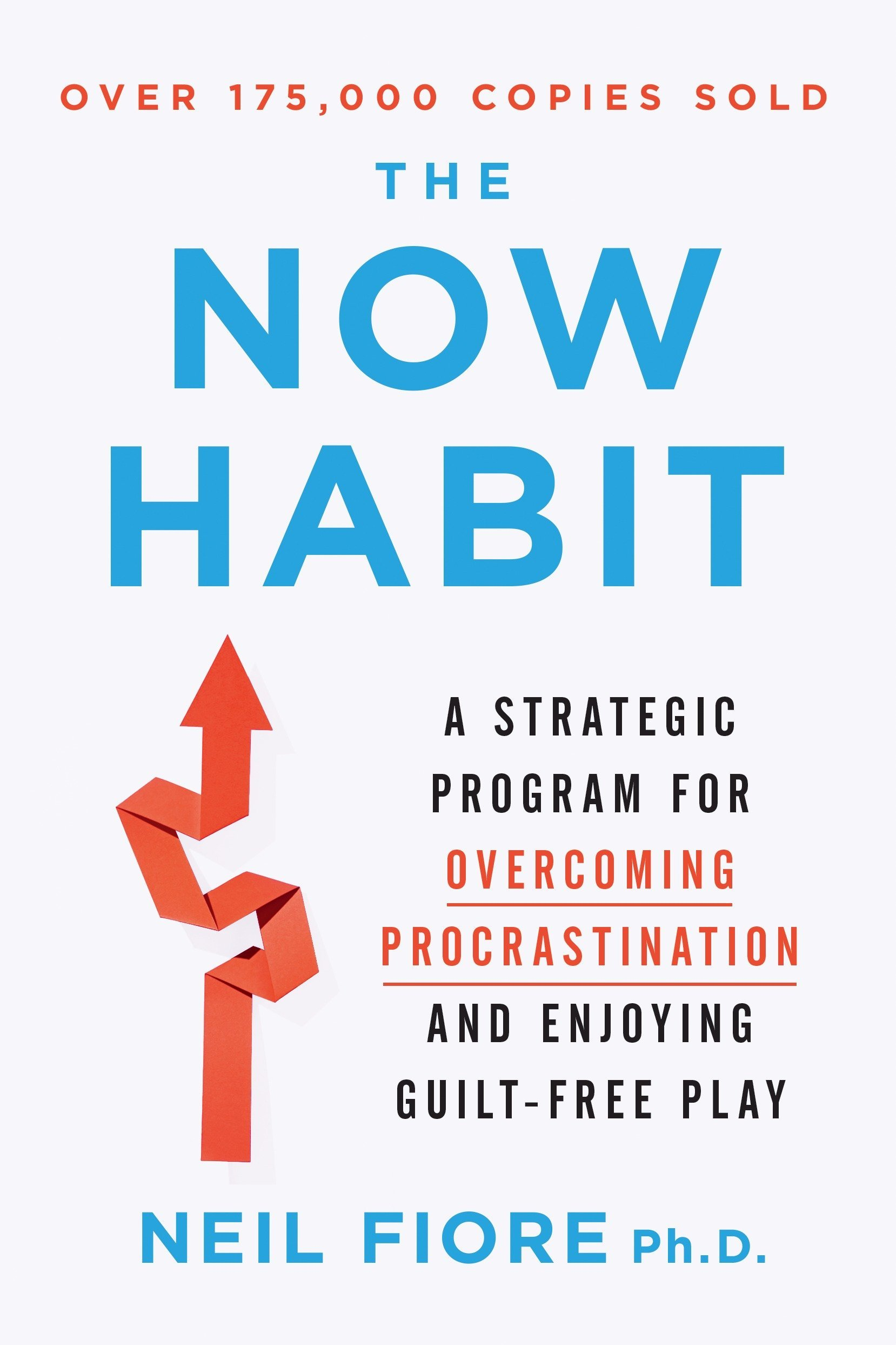 Image result for The Now Habit: A Strategic Program for Overcoming Procrastination and Enjoying Guilt-Free Play