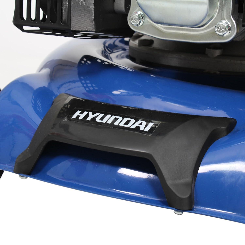 Hyundai HYM430SP - Cortacésped autopropulsado (139 cc, gasolina ...