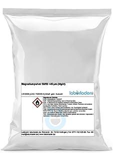 50/50 de aleación de magnesio y de aluminio (250 Magnaliumpulver mgAl g-