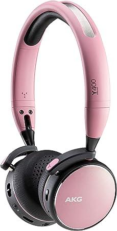 AKG Y400 Inalámbrico Rosa: Amazon.es: Electrónica