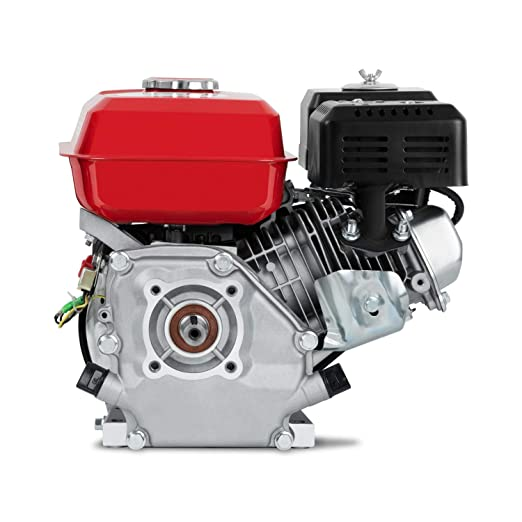EBERTH 6,5 CV / 4,8 kW Motor de gasolina de 4 tiempos 20mm: Amazon ...