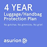 ASURION 4 Year Luggage Protection Plan $25-49.99