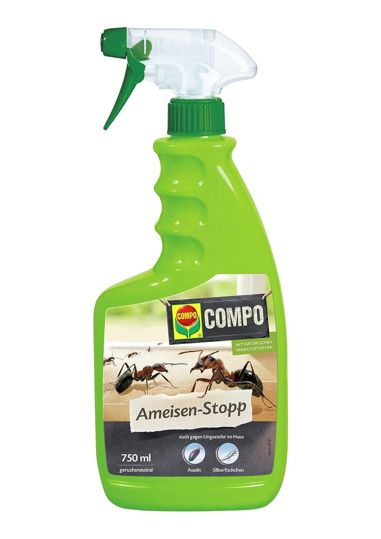COMPO Ameisen-Stopp N, Bio Insektenspray, 750 ml 20778