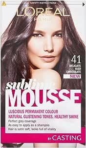 L Oreal Paris Sublime Mousse pelo Colorante delicioso chocolate helado 4,15