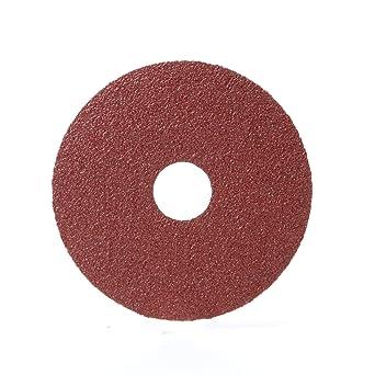 """50-5/"""" Pro Resin Fiber Sanding Grinding Disc A//O 36G"""