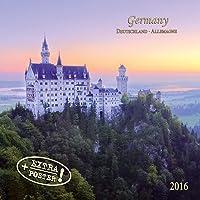 Germany/Deutschland 2020: Kalender 2020 (Artwork Edition)