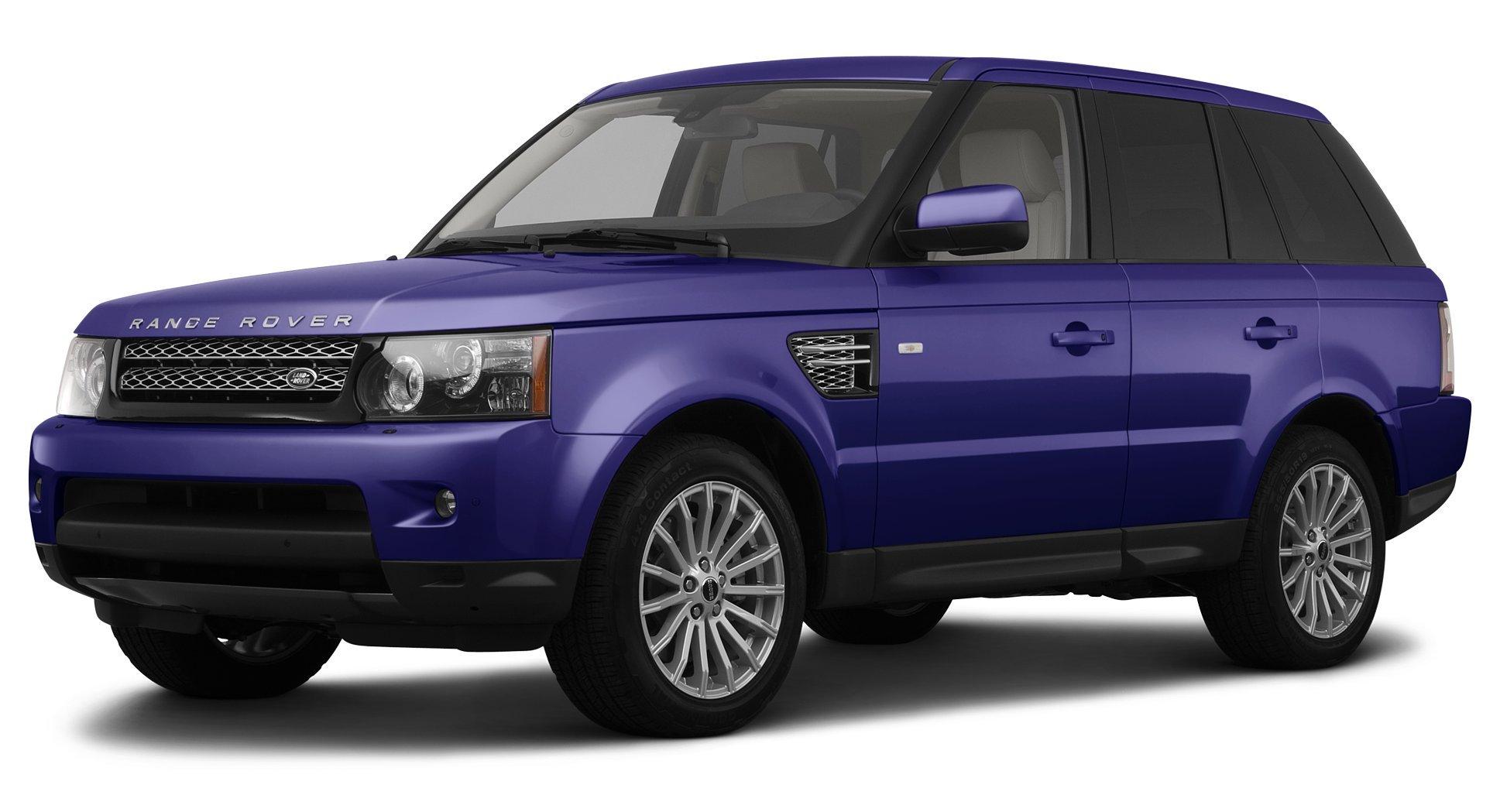 ... 2012 Land Rover Range Rover Sport SC, 4-Wheel Drive 4-Door ...