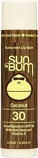 product image for Sun Bum Lip Balm, SPF 30, 0.15 oz. Stick, 1 Count, Broad Spectrum UVA/UVB Protection, Hypoallergenic, Paraben Free, Gluten Free, Vegan