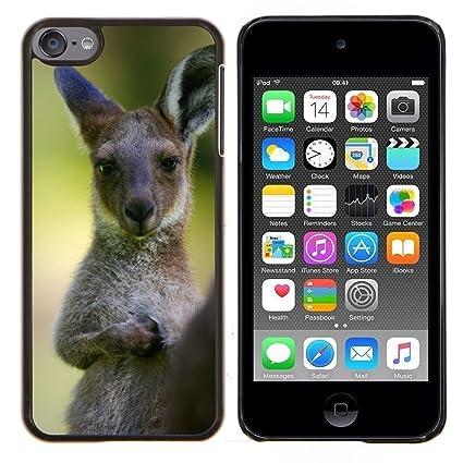 Amazon.com: STPlus canguro carcasa rígida para Apple iPod ...