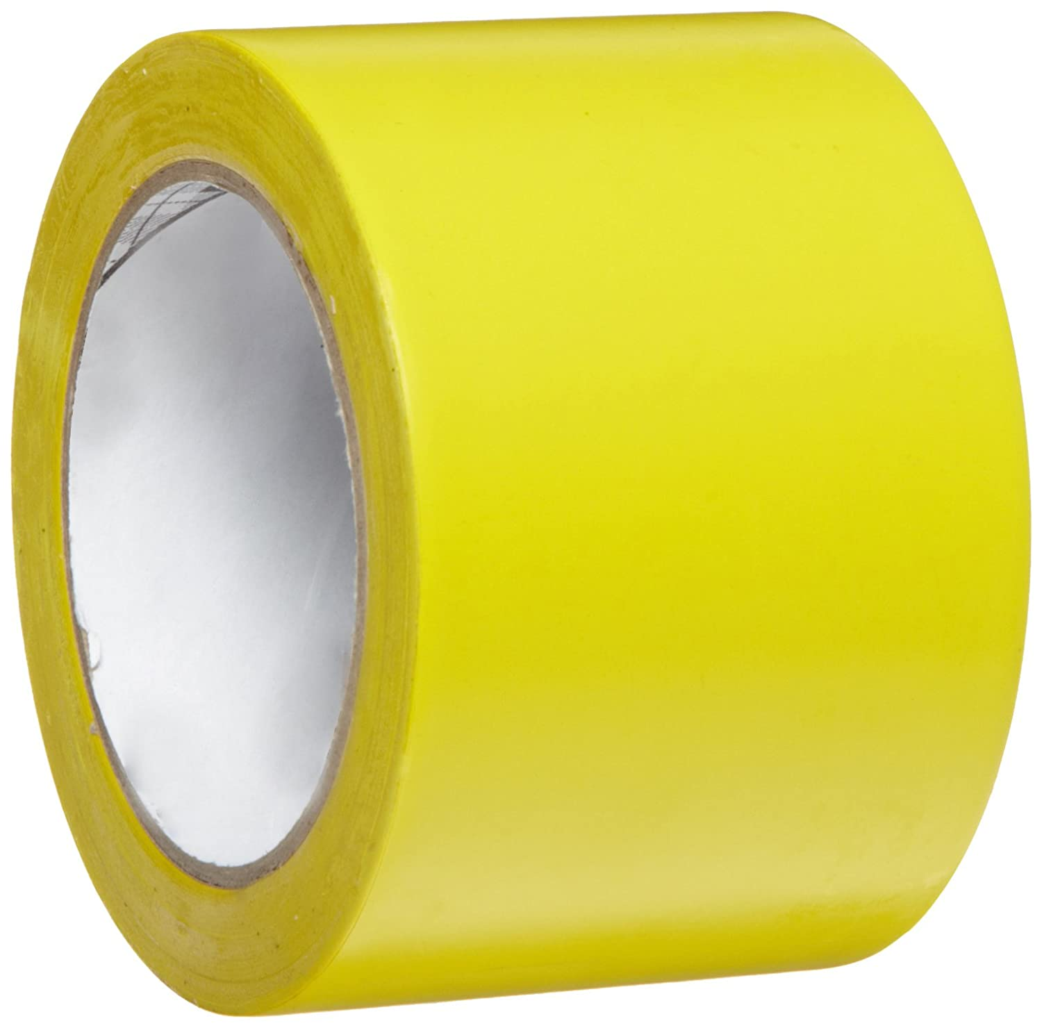 3M General Purpose Vinyl Tape 764, Yellow, 3 in x 36 yd, 5 mil
