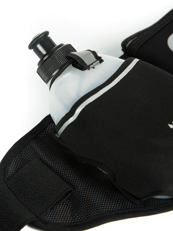 Amazon.com: LITHER Cinturón de hidratación ajustable para ...