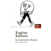 La Cantatrice chauve (Folio Théâtre t. 4) (French