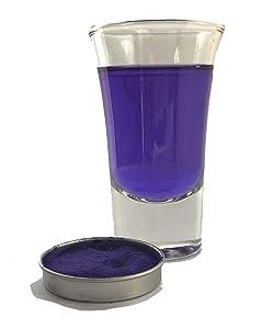 Snowy River Purple Beverage Color - Kosher All Natural Purple Drink Color and Food Color (5g Drink Color)