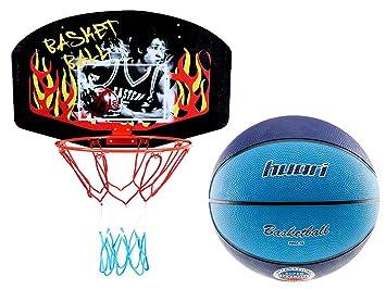 kimet Canasta de Baloncesto (con Pelota de Baloncesto ...