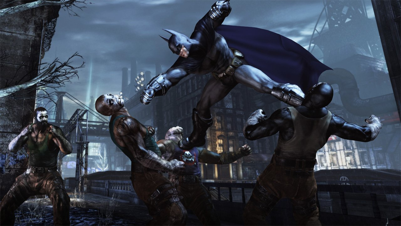 Image result for arkham city review