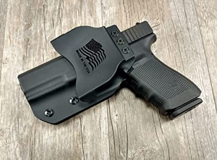 Amazon com : Holster Glock 20/21 SDH OWB Paddle Holster
