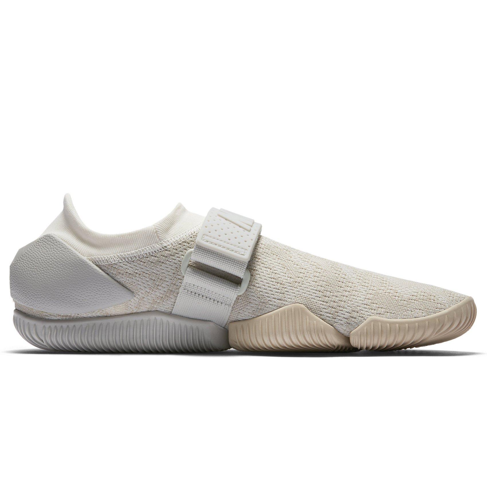 NIKE Aqua Sock 360 QS 902782 100 Oatmeal/Light Bone/Sail/Black Men's Water Shoes (8) by NIKE (Image #6)