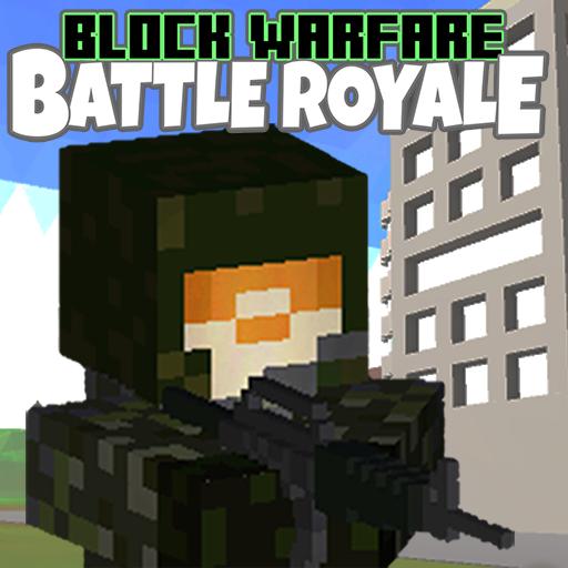 Br Block - Block Warfare - Battle Royale (Fire)