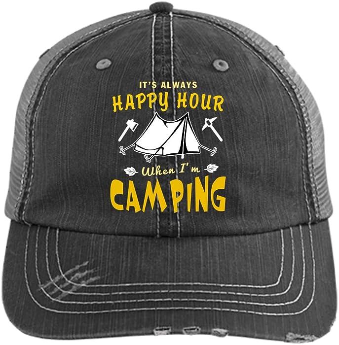 5b00f27593c25 When I Am Camping Hat
