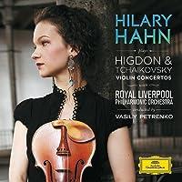 Higdon: Violin Concerto / Tchaikovsky: Violin Concerto [Importado]