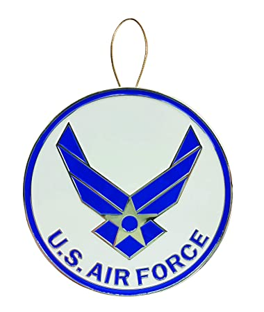 Officially Licensed Navy Medallion Allied Products Navy Heroes Series Holiday Ornament Die-cast Metal and Gold Plating