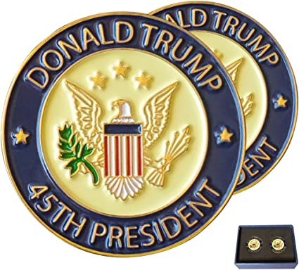 Trump 2020 Lapel  Hat Pin NEW