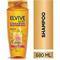 Shampoo Óleo Extraordinario Elvive L'Oréal Paris 680 ml