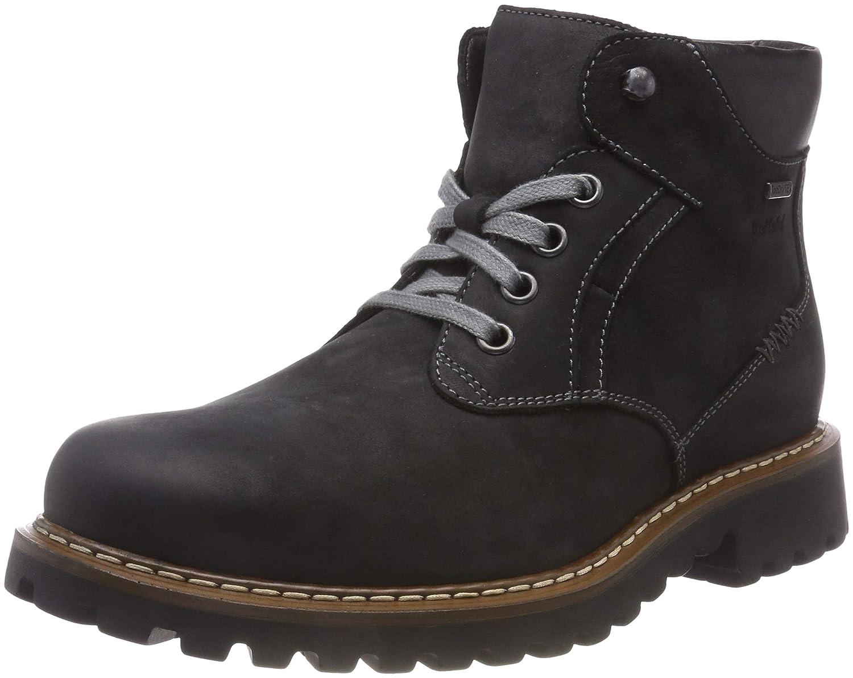 Black (black 100) Josef Seibel Men's's Chance 39 Combat Boots