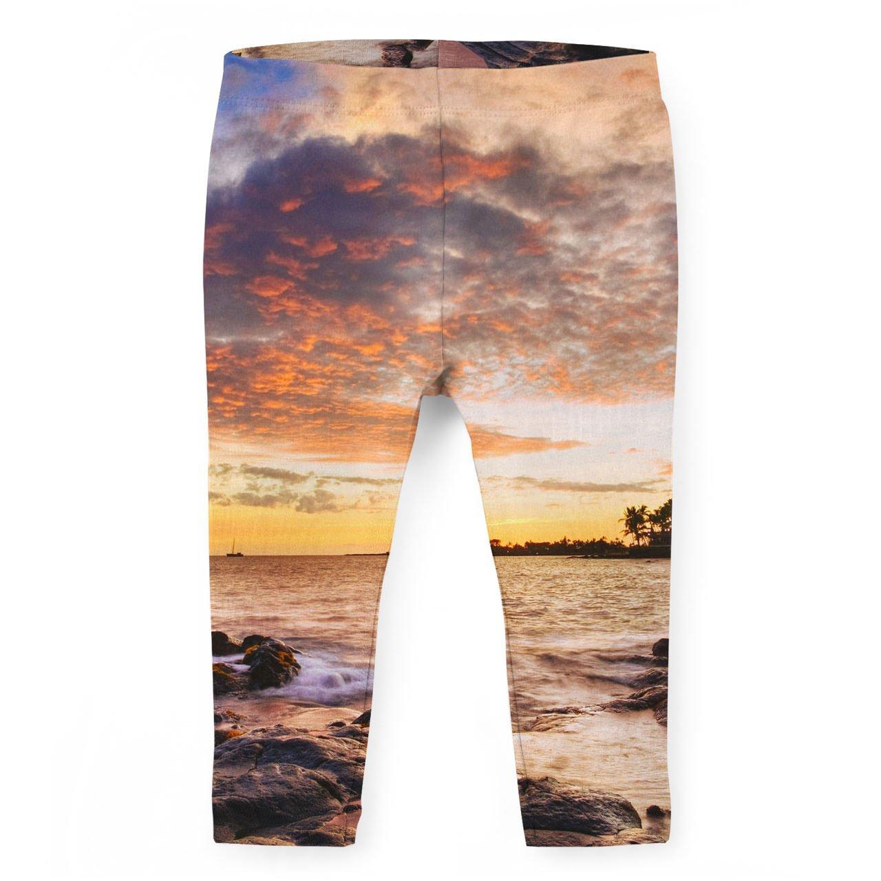 Sunset Coast Kids Leggings