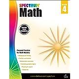 Spectrum Math Workbook, Grade 4